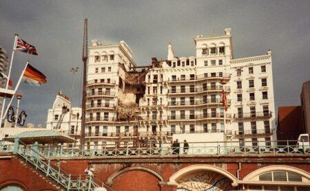 Grand Hotel Brighton 1984 Bombing