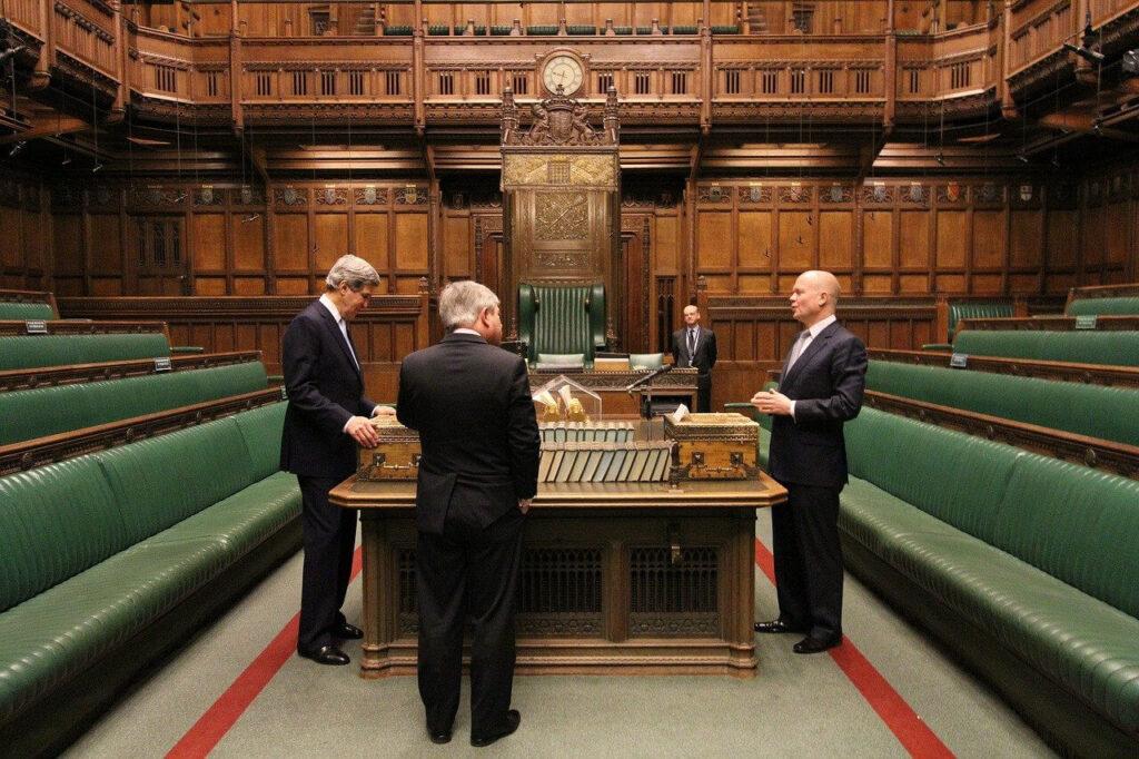 John Kerry John Bercow William Hague House of Commons