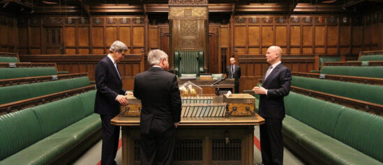 John Kerry John Bercow William Hague House of Commons