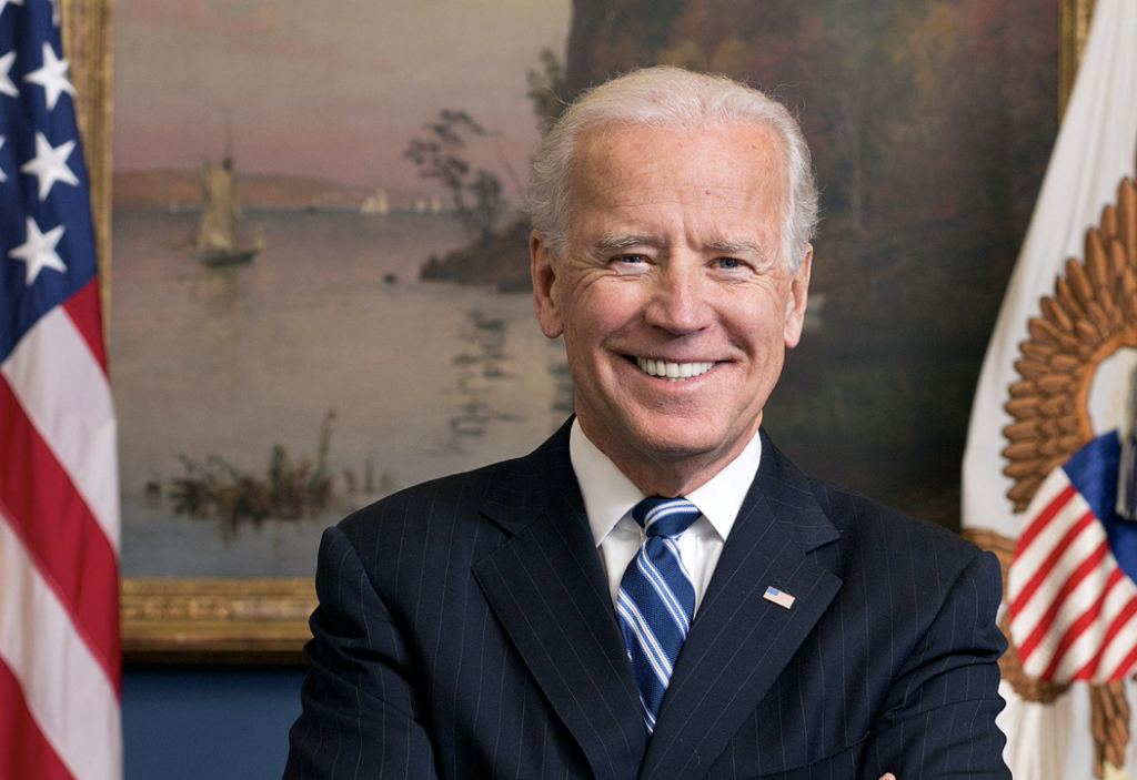 Official Vice Presidential photo, 2013