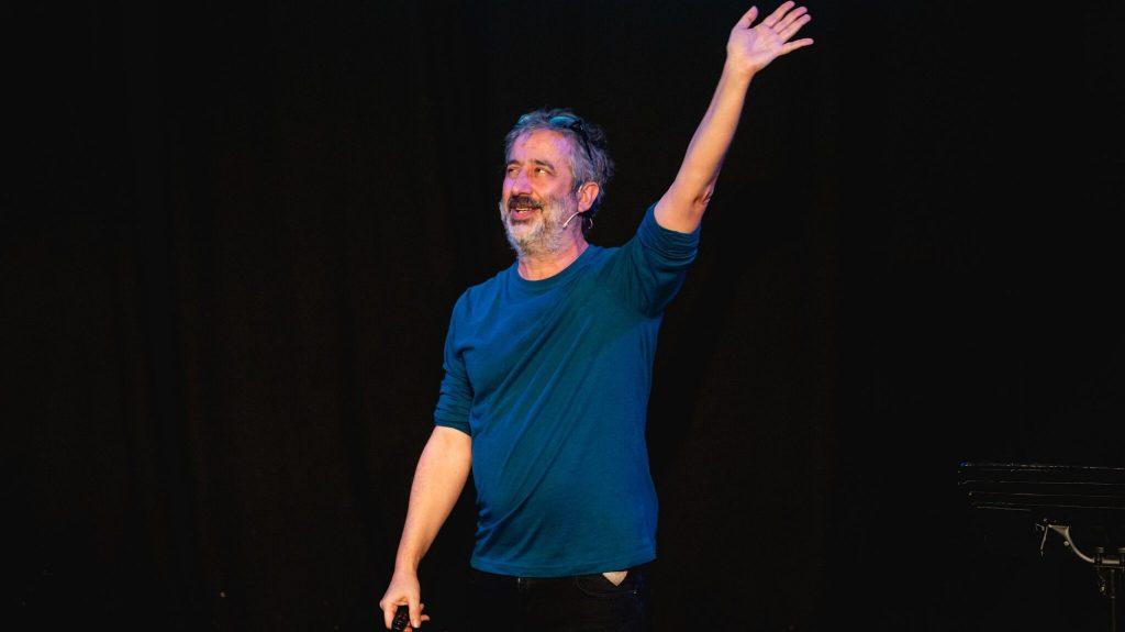 More details David Baddiel - Soho Theatre - Thursday 9th January 2020 (CC BY 2.0)