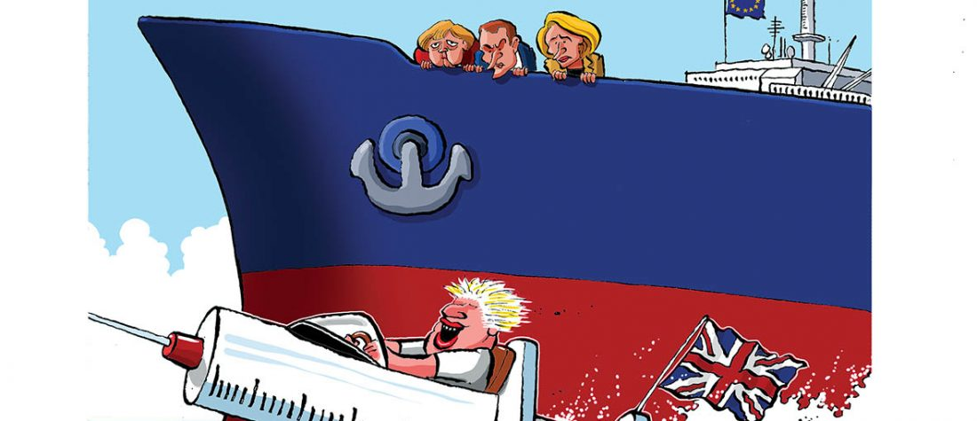 Cartoonist: Christian Adams