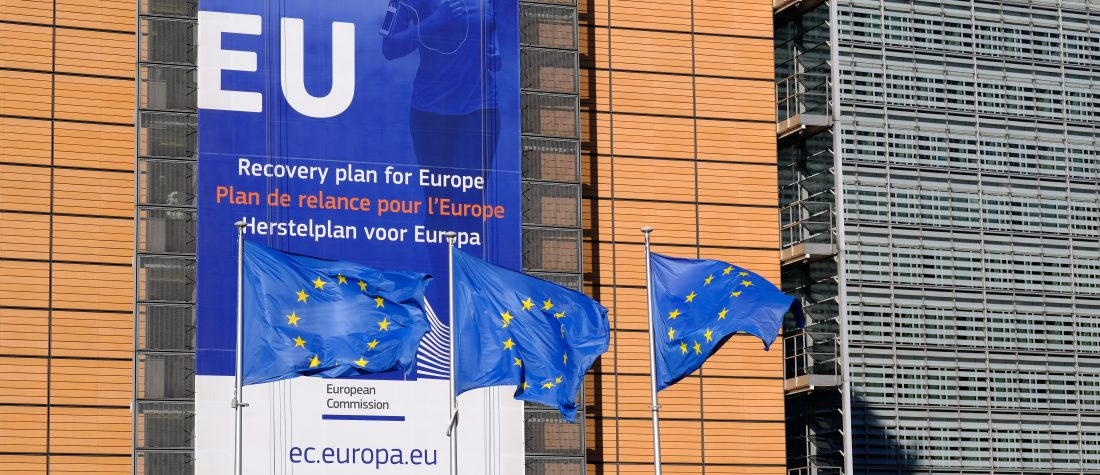 Brussels,,Belgium,-,October,31,,2020:,Covid-19,Recovery,Plan,For
